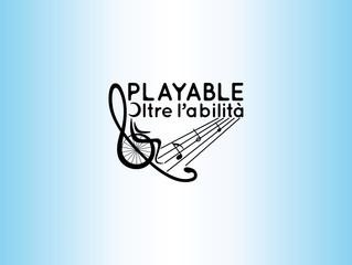 Playable. abbiamo bisogno anche di te!
