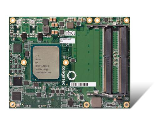 congatec의 Intel Atom C3000 프로세서 기반 COM Express Type 7 Server On Module(코드명: Denverton) 출시
