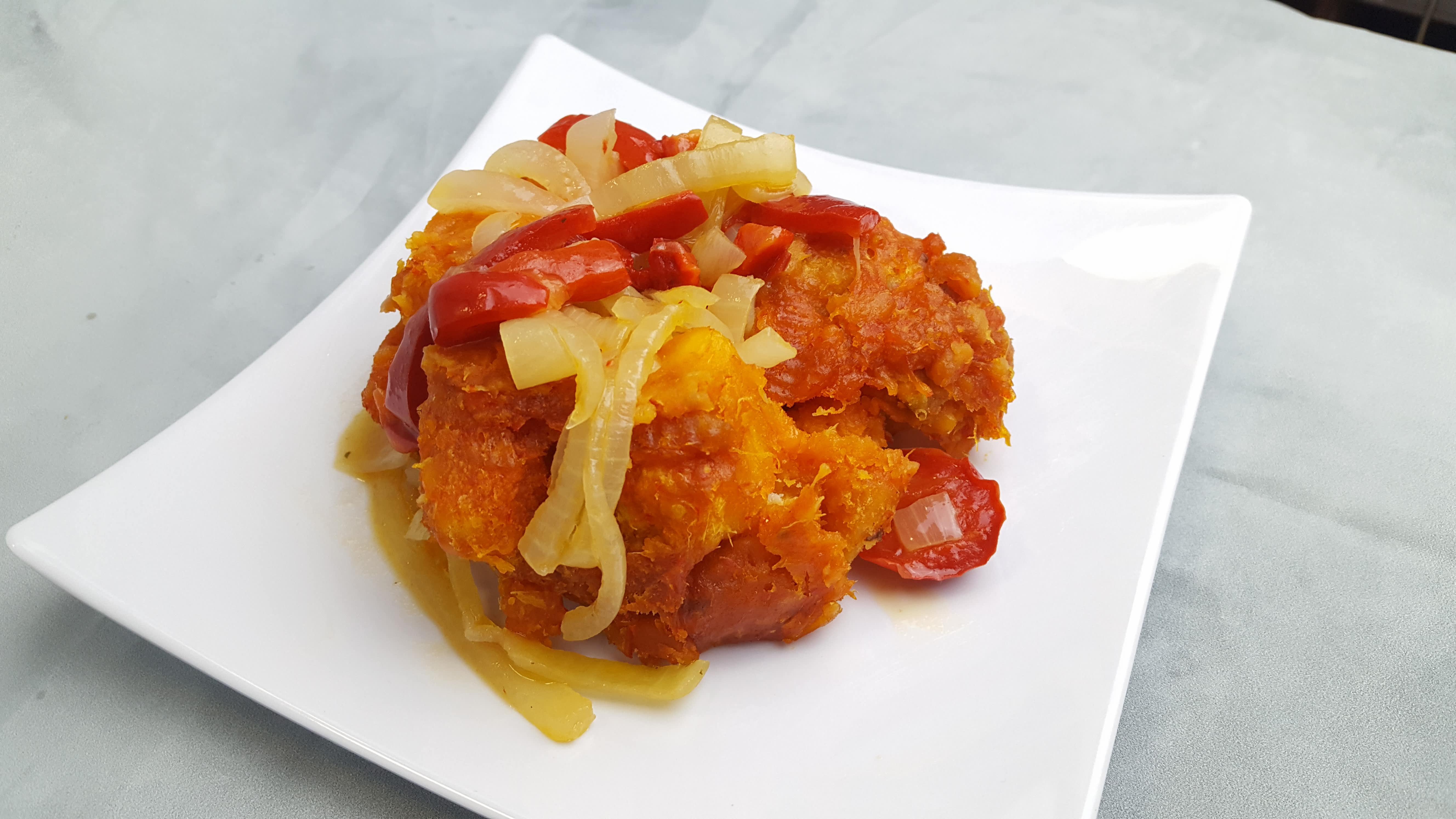 Yam Porridge