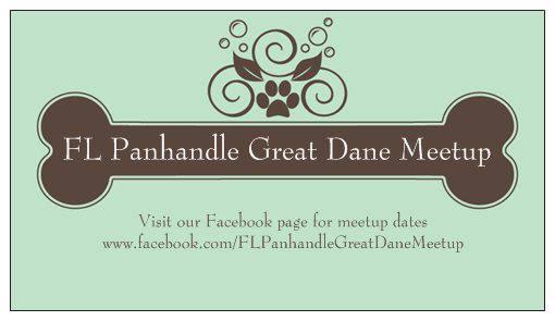 Florida Panhandle Great Dane Meetup
