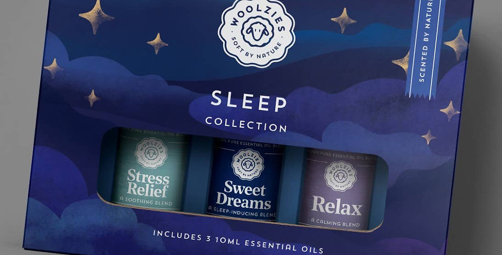 The Deep Sleep Essential Oil Collection