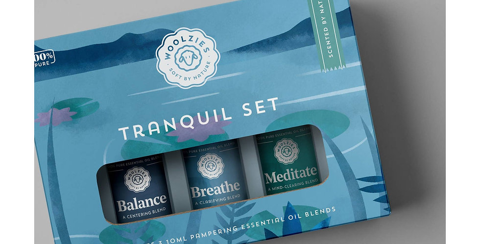 The Tranquil Essential Oil Collection