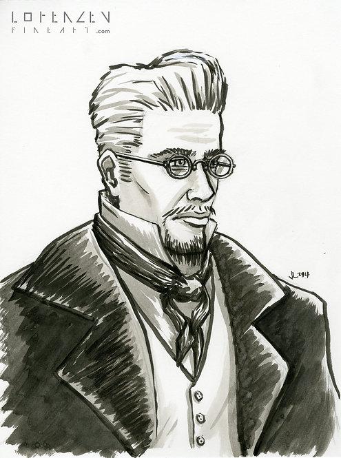 Dr. Frank Electrostein