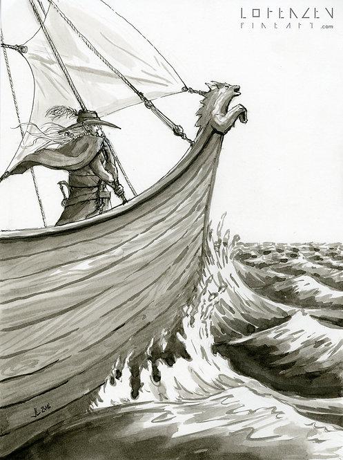 Crossing the Seas