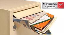 Courriers et prospectus.JPG