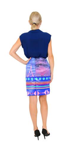 Skirt Paris Back Trans
