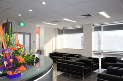 The AIDER Patients Lounge