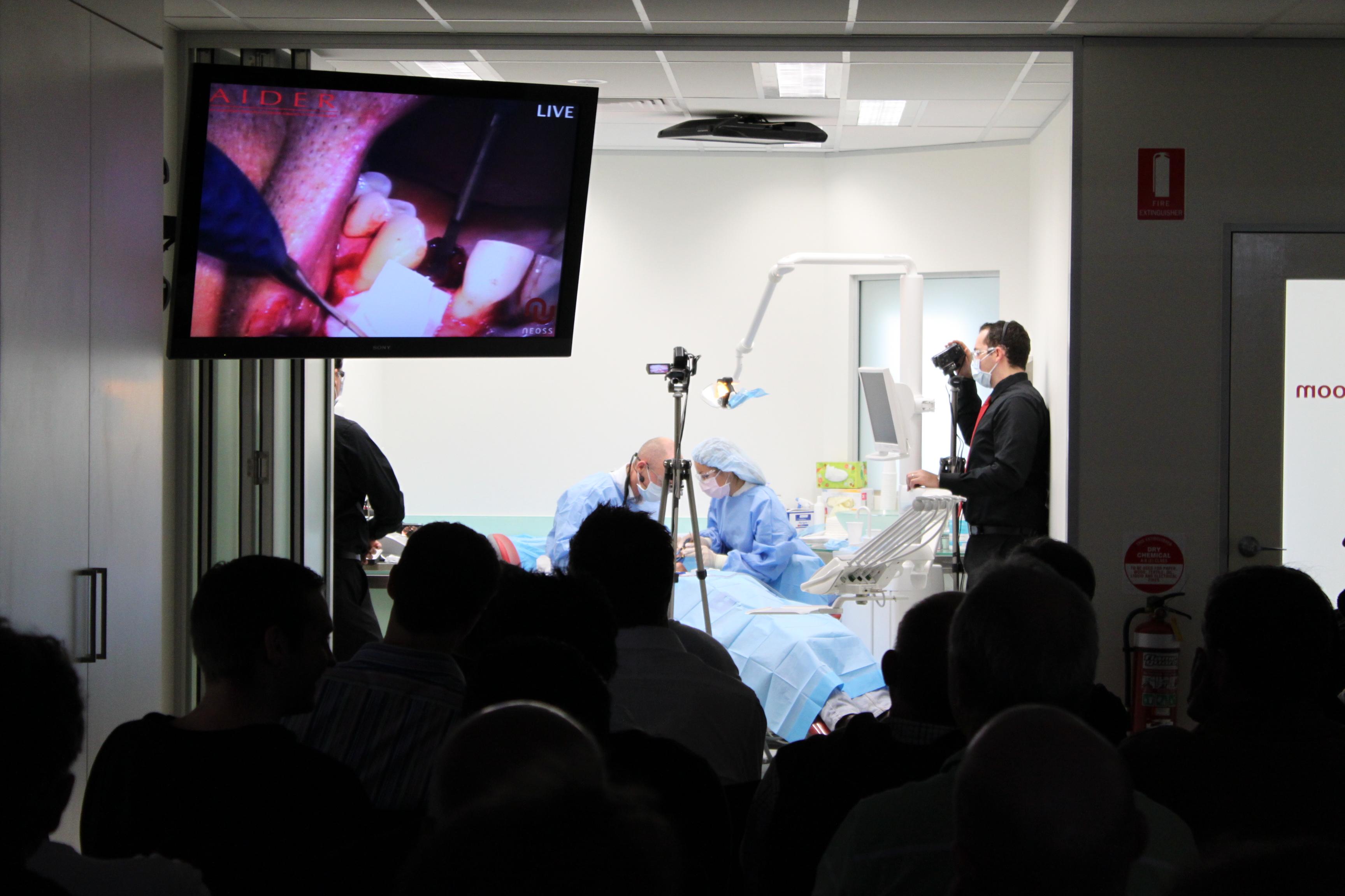 Live Surgery Event