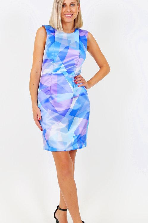 Blue PRISMA Dress