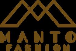 Manto Fashion Logo Gold
