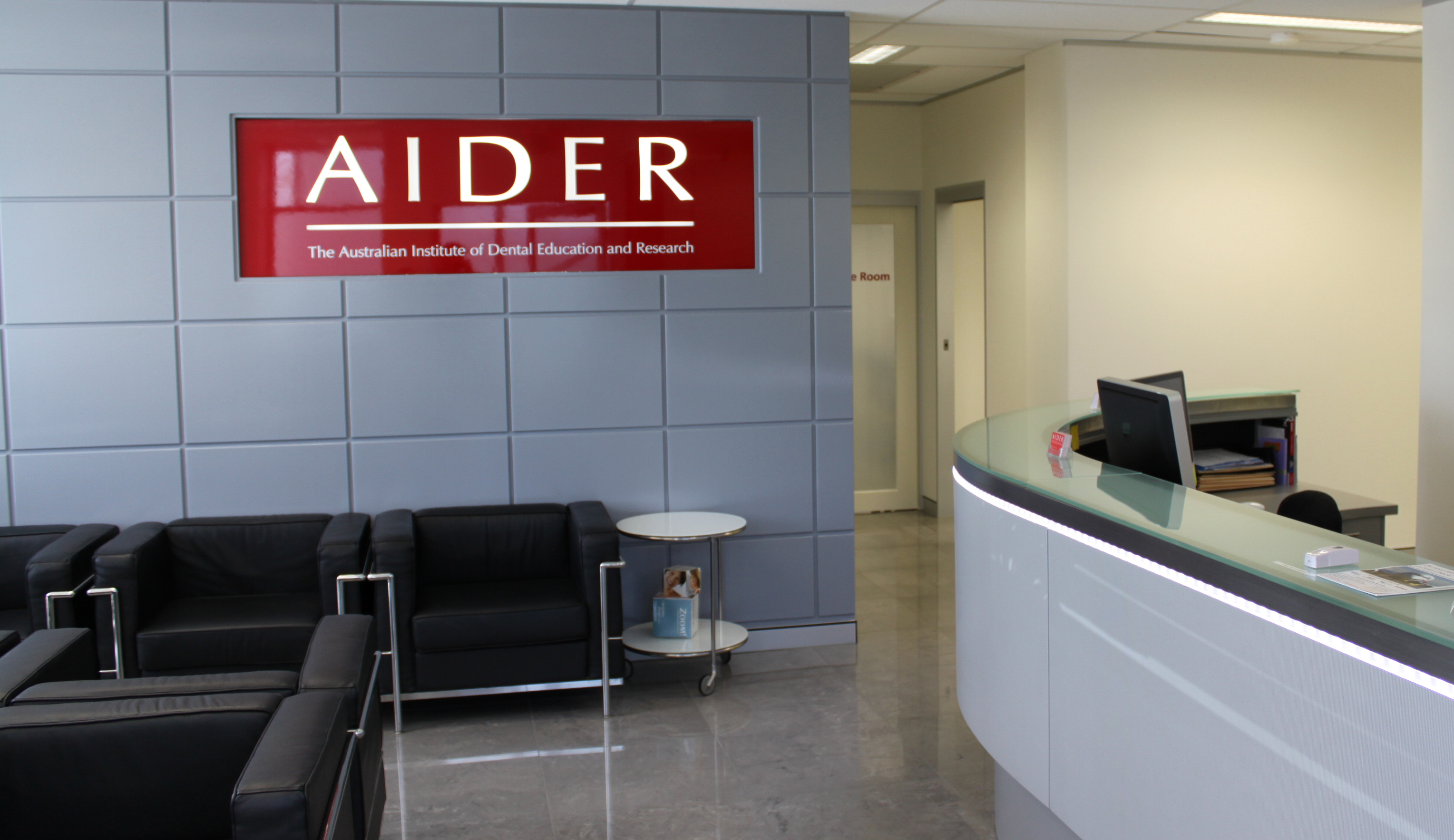 The Aider Reception