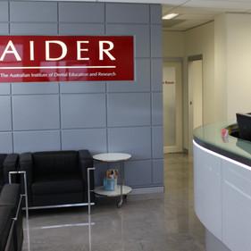 Aider Reception