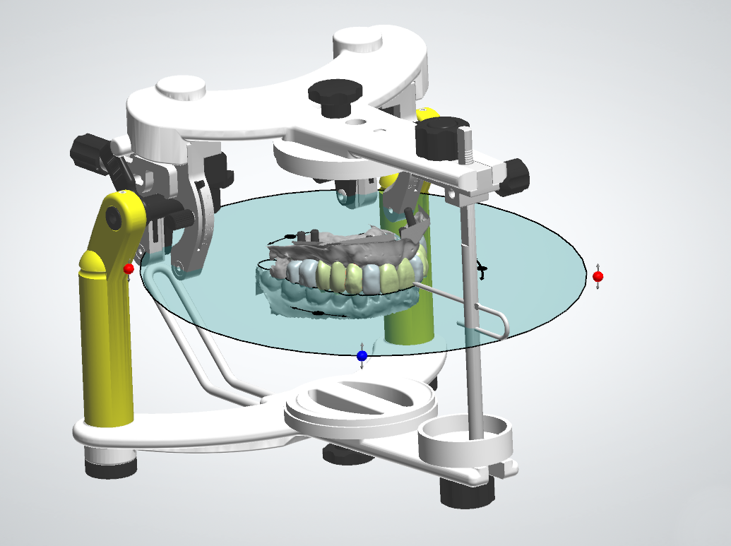 Digital Articulator