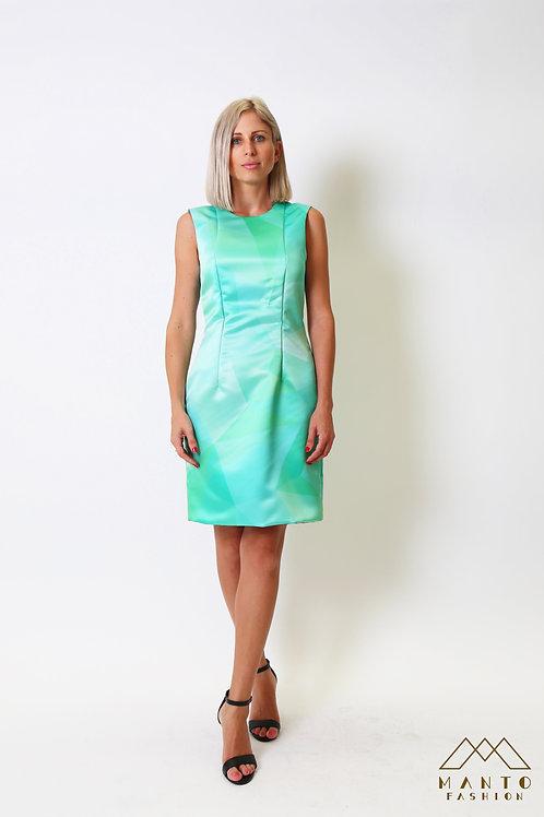 Green PRISMA Dress