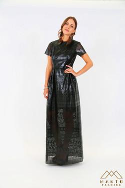 Foraml Black Dress