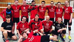Spielbericht Herren, Landesliga - 01.03.2020