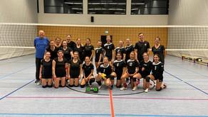 Erfolgreiche Woche für die Damenmannschaft des AVCs