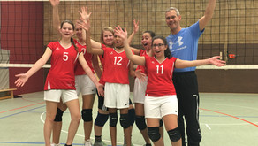 Spielbericht u16 quattro weiblich - 10.11.2018