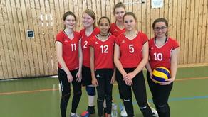 Spielbericht, U 16 Quattro weiblich Jugendverbandspokal - 30.03.2019