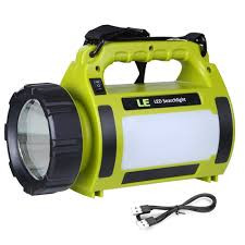 Cree LED Rechargeable Spot Light