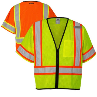 Class 3 Reflective Safety Vest