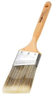 Square or Angled Polyester Paint Brush