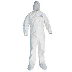 Coated Disposable Coveralls –