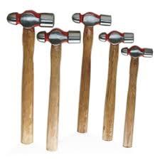 5 pc Ball Pein Hammer Set
