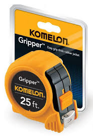 Gripper 25' Tape Measure