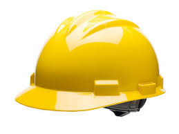 Hard Hat w/Ratchet Suspension