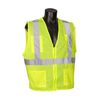 Class 2 Orange or Green Safety Vest