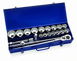"Williams 21 pc ¾"" Socket Set – Sae"