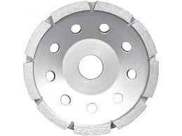 Single Rim Diamond Cup Wheel
