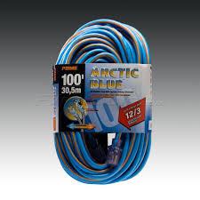 12/3 Contractors Power Cord – 25', 50' or 100'