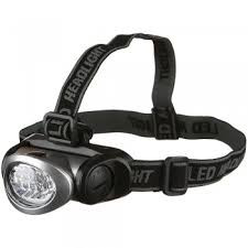 Pivoting LED Headlamp