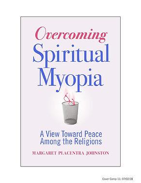 Overcoming Spiriual Myopia book cover image