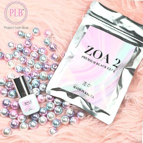 ZOA 2 Premium Black Glue 5g
