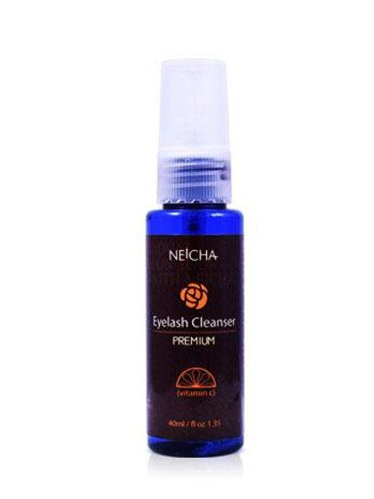 Neicha Eyelash Cleanser Vitamin C Scent 40ml