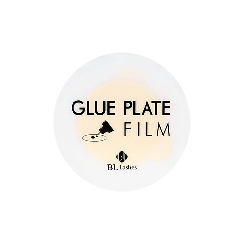 BL Lashes Glue Plate Film
