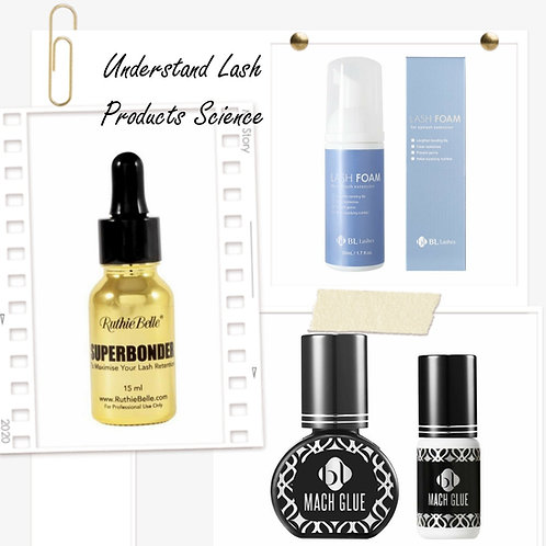 Understanding Lash Products Science
