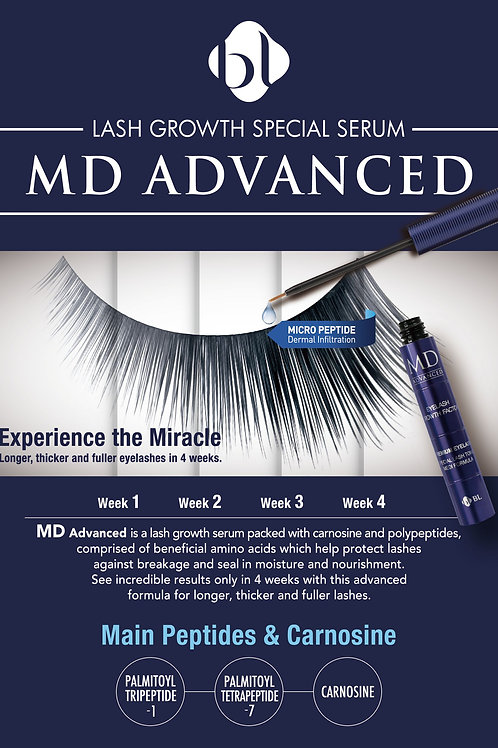 BL Lashes MD ADVANCED 5.6ml *For Stockist Distributor