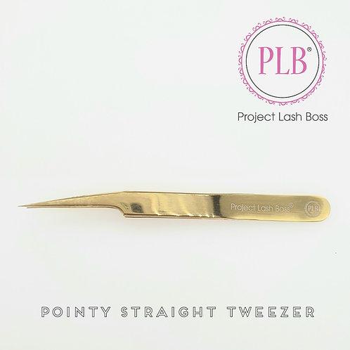 PLB Pointy Straight Tweezer