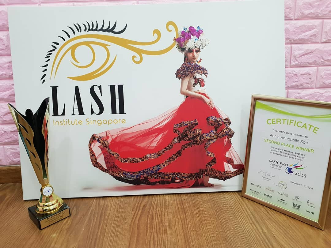 Lash Institute Master Educator