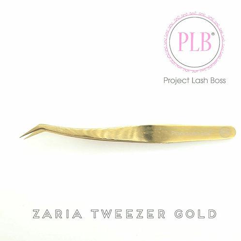 PLB Zaria Tweezer Gold