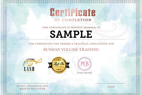 Level 2 Russian Volume Training