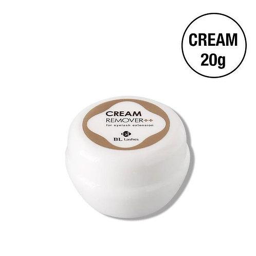 BL Lashes Cream Remover Double Plus Jar 20g