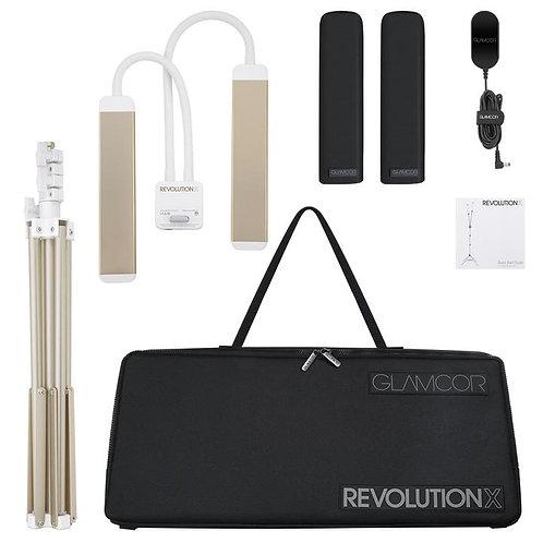 Glamcor Revolution X White /Gold Version