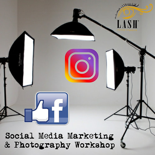 Socia Media& Photography Workshop
