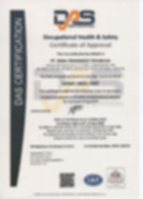 15. OHSAS 18001 PT. Mina Transindo Totab