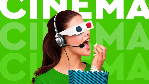 Campaign Bora pro Cinema